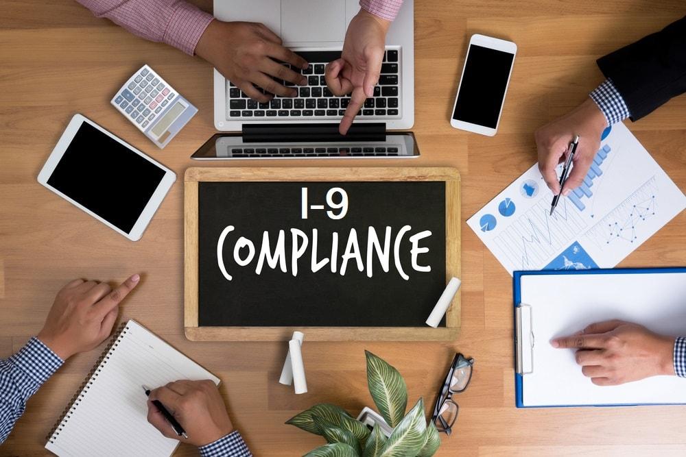 Employer Advantage I 9 compliance and E Verify Joplin Kansas City and Nationally PEO