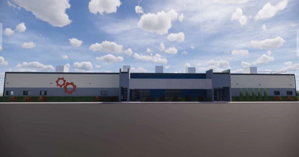 1 Exterior Employe Advantage Renovation New Headquarters