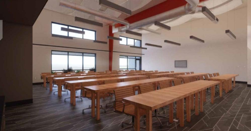 3 Interior Employe Advantage Renovation New Headquarters