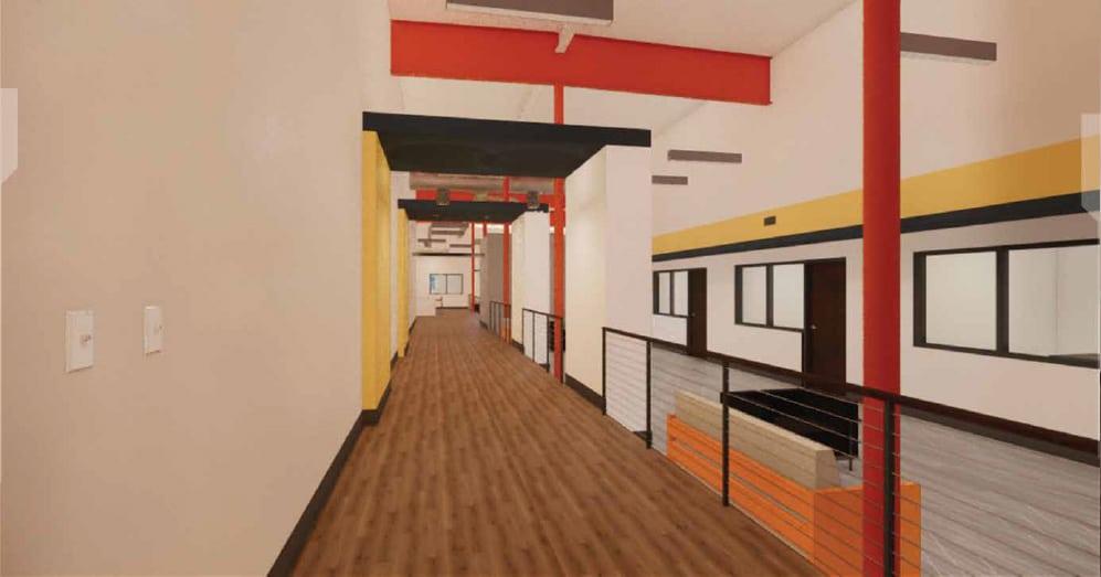 5 interior Employe Advantage Renovation New Headquarters