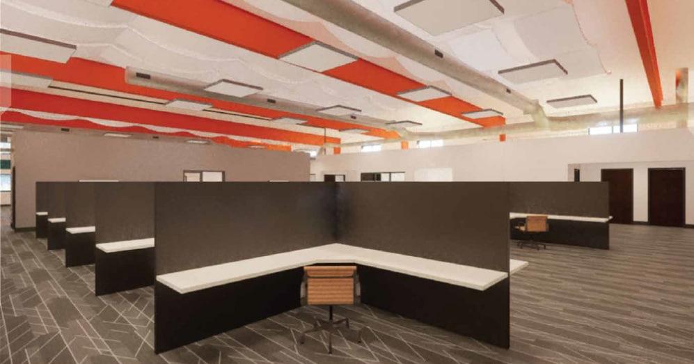 8 Interior Employe Advantage Renovation New Headquarters